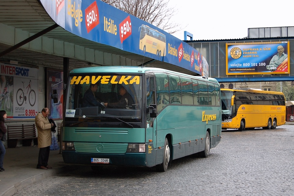 Mercedes-Benz O 404-15 RH, Havelka, 25.4.2008