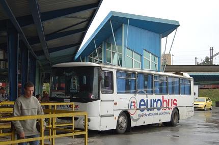 Výsledek obrázku pro košický autobusák
